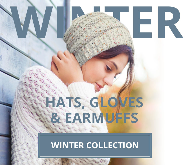 Winter Collection - Earmuffs, hats and more