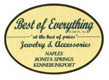 Best of Everything - Store Logos