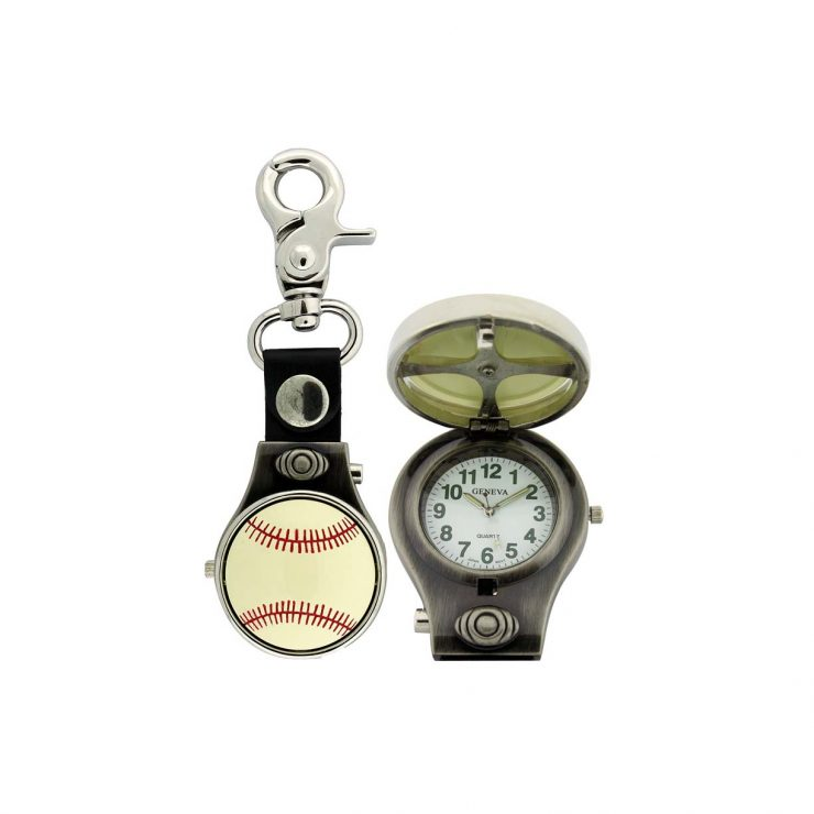 A photo of the Basketball Key Chain Watch product