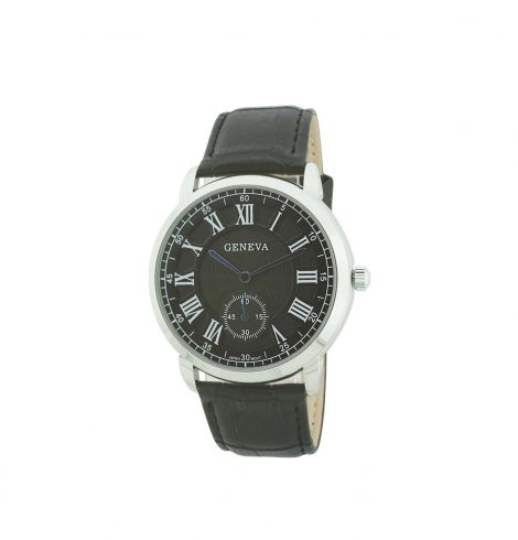 A photo of the Men's Casual Leather Watch product