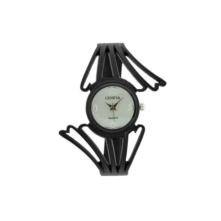 A photo of the Women's Metal Cuff Watch product