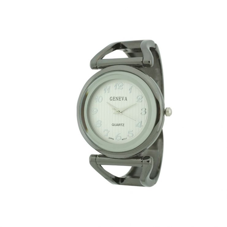 A photo of the Women's Polished Cuff Watch product