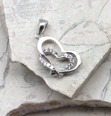 A photo of the The Heart Pendant product