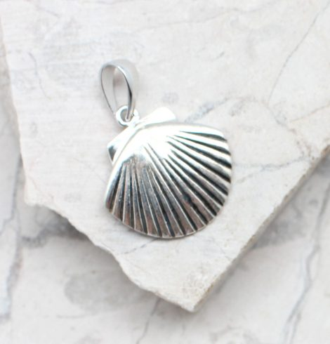 A photo of the The Little Shell Pendant product