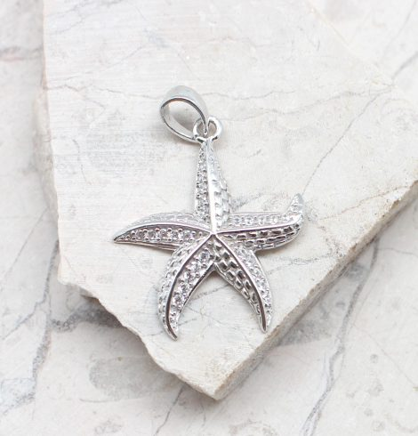 A photo of the The Sandy Toes Pendant product
