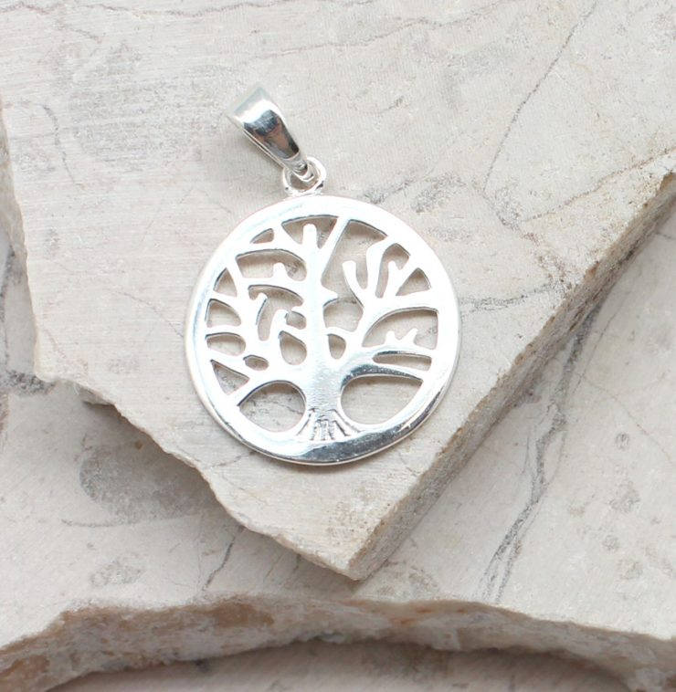 A photo of the The Tree Of Life Pendant product