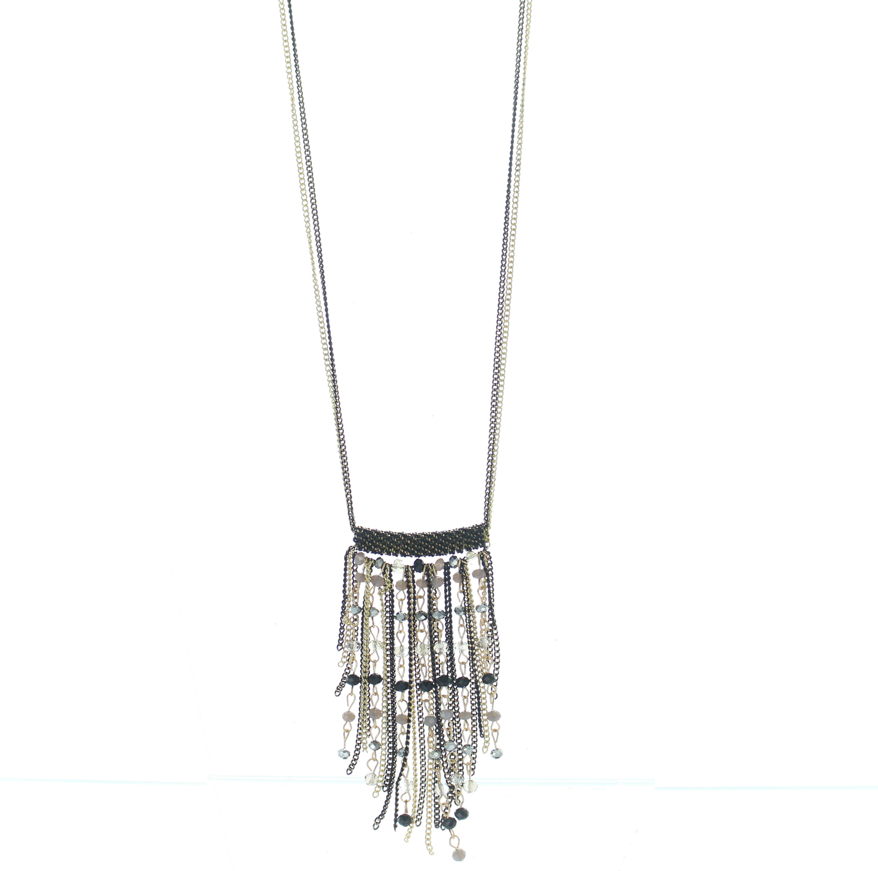 Long chandelier necklace fallcreekonline source long chandelier necklace best of everything online shopping aloadofball Gallery