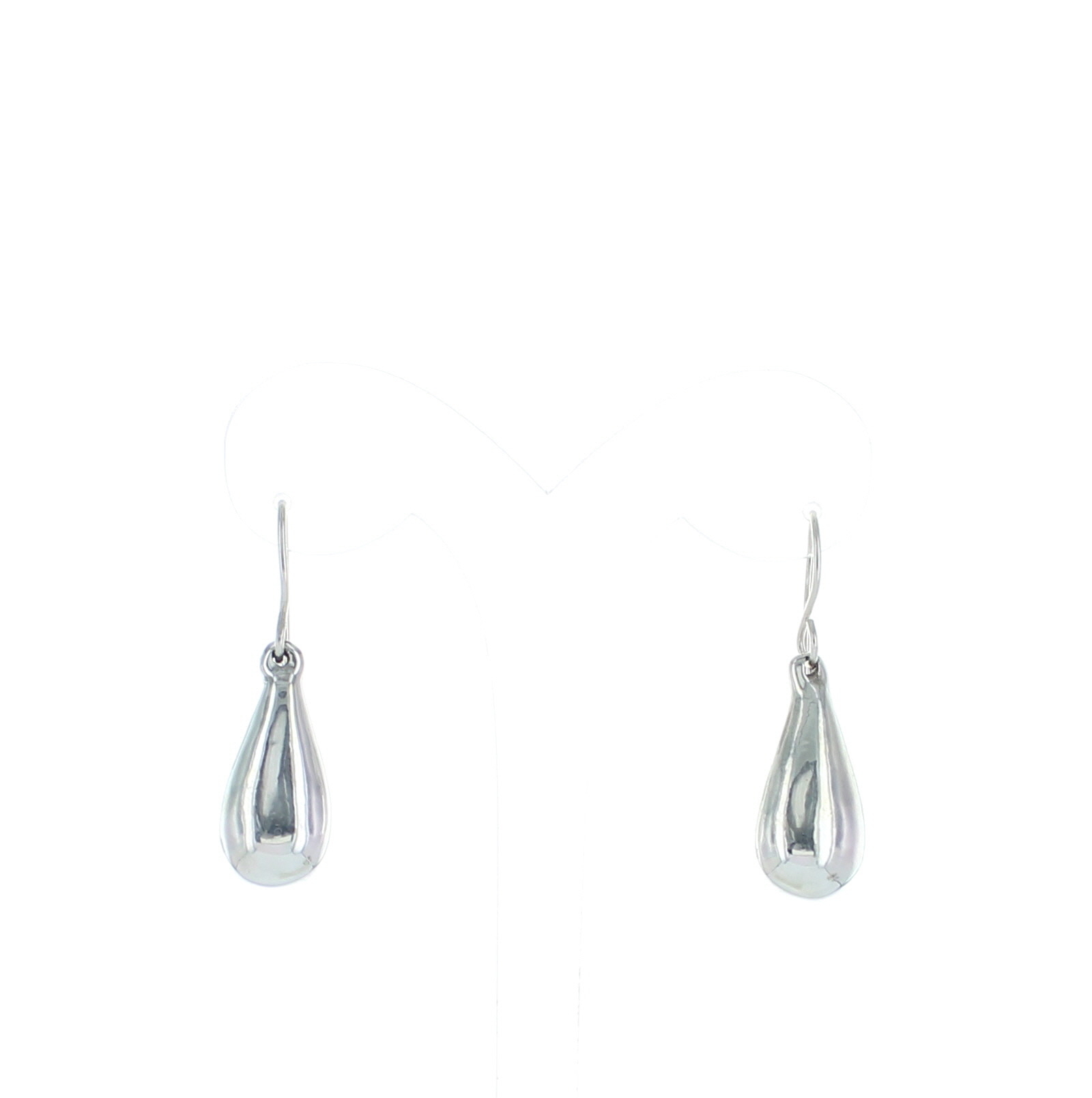 Sterling Silver Small Drop Earrings