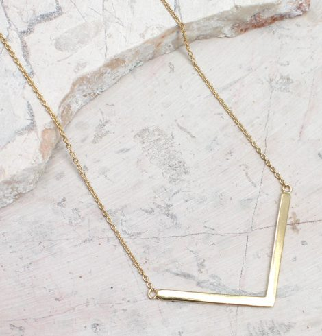A photo of the This Way Necklace product