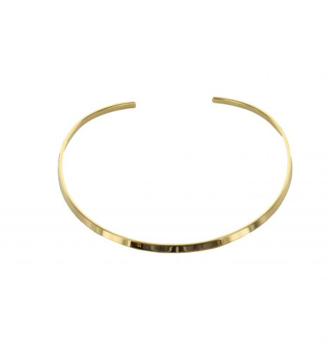 A photo of the Gold Choker product