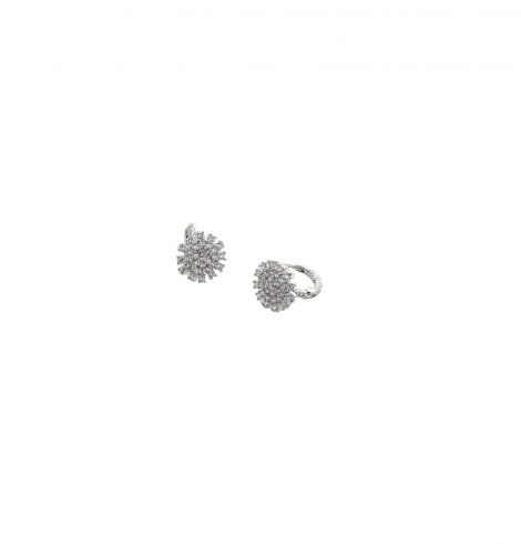 A photo of the Sterling Silver Earrings product