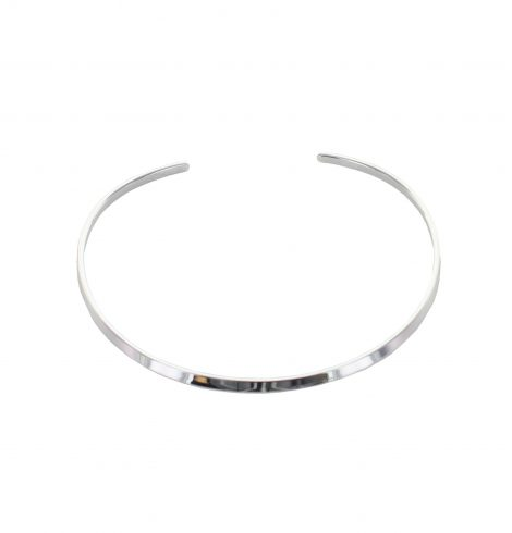 A photo of the Silver Choker product