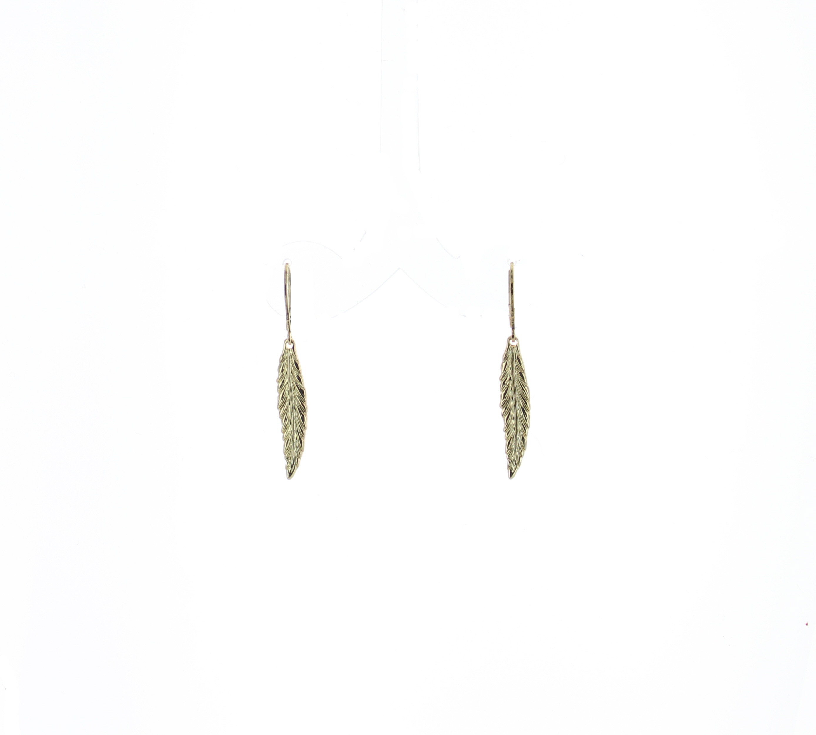 tee gray leather the feathered for bling dsc soul feather products earrings