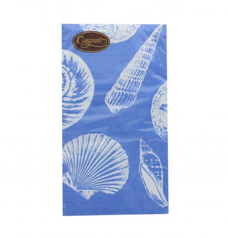 Blue Shells Napkin