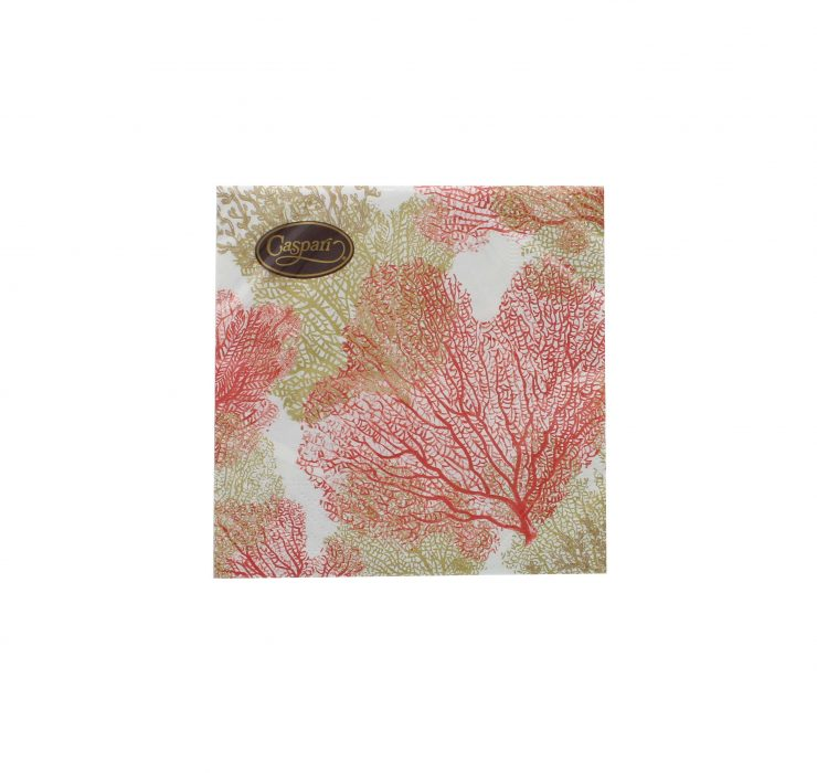 A photo of the Sea Fans Napkins product