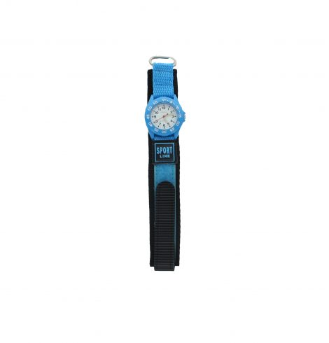 Sky Blue Sports Line Watch