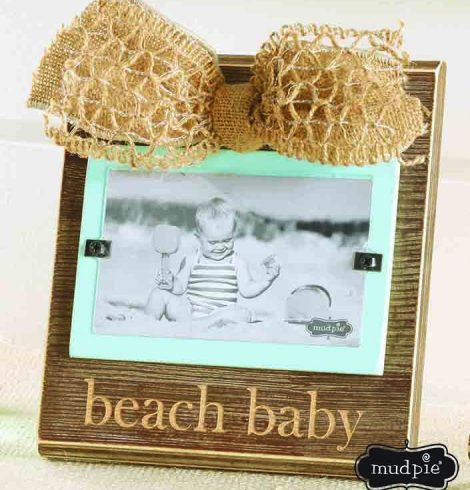 Mud Pie Picture Frame