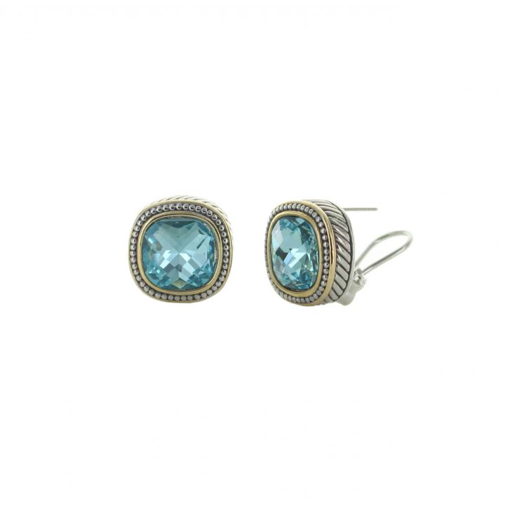 A photo of the Gemstone Earrings product