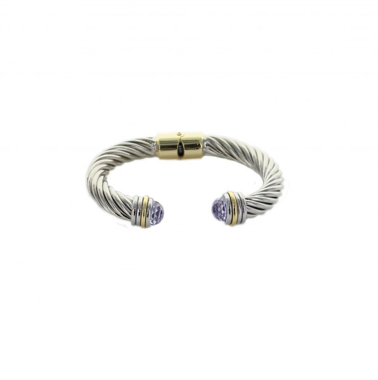 A photo of the Large Hinge Cable Cuff product