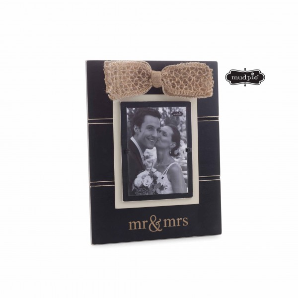 wedding picture frame - Mr And Mrs Photo Frame