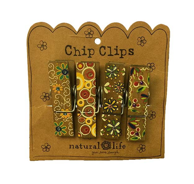 A photo of the Carnival Chip Clip Set product