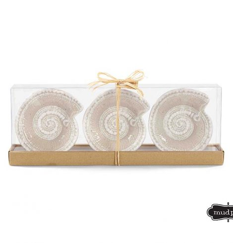 Sand Nautilus Mini Dip Set
