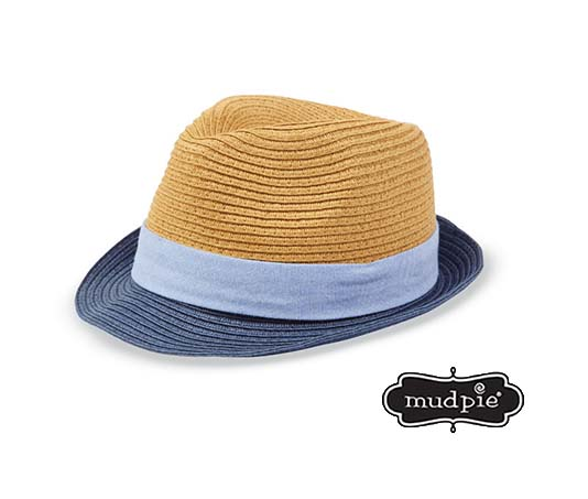 A photo of the Mudpie: Straw Fedora product