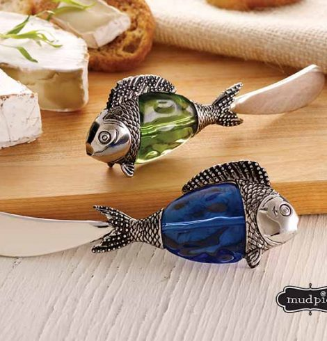 Glass Fish Spreader