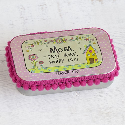 A photo of the Mom Prayer Box product