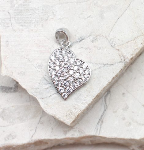 A photo of the The Lovey Dovey Pendant product