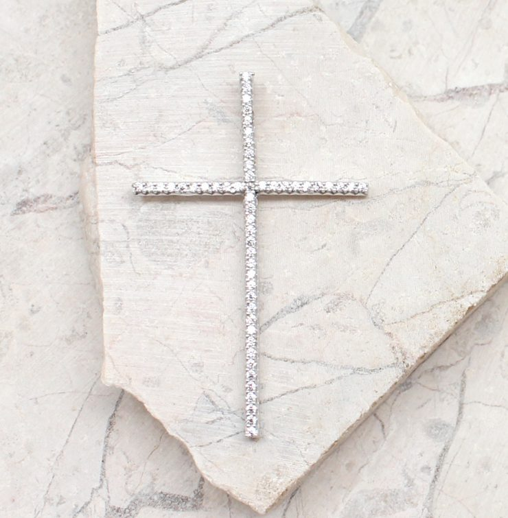 A photo of the The Faithful Forever Pendant product