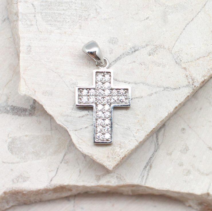 A photo of the The Faithful Spirit Pendant product