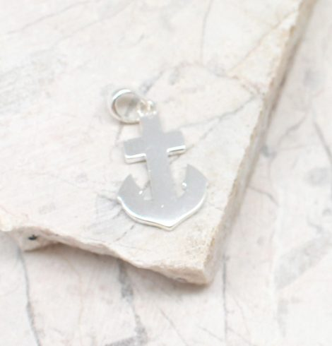 A photo of the The Lovely Little Anchor Pendant product