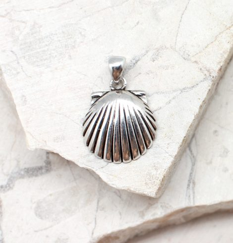 A photo of the The Shelly Pendant product