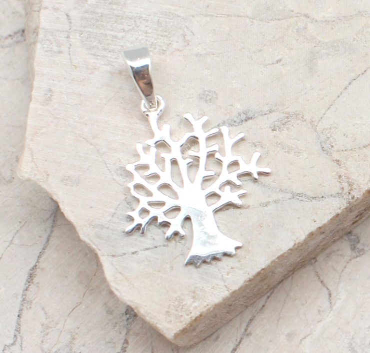 A photo of the The Tree Of Life Cut Out Pendant product