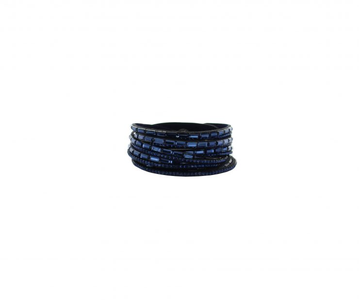 A photo of the Bedazzled Wrap Bracelet product