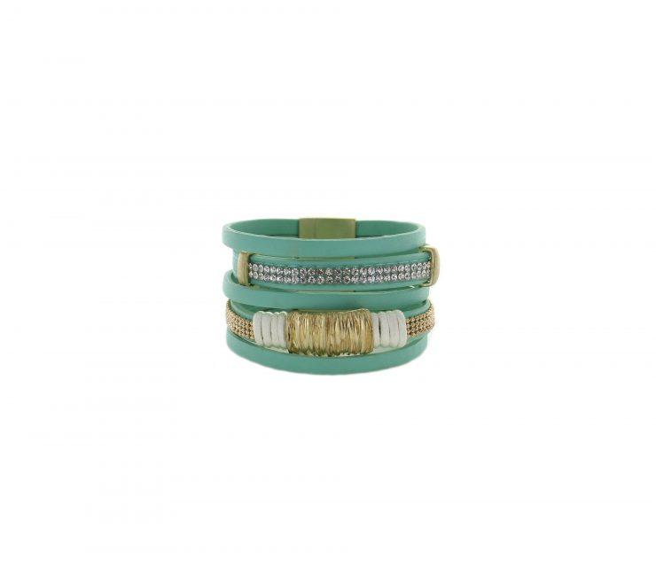 A photo of the Boho Magnetic Bracelet product