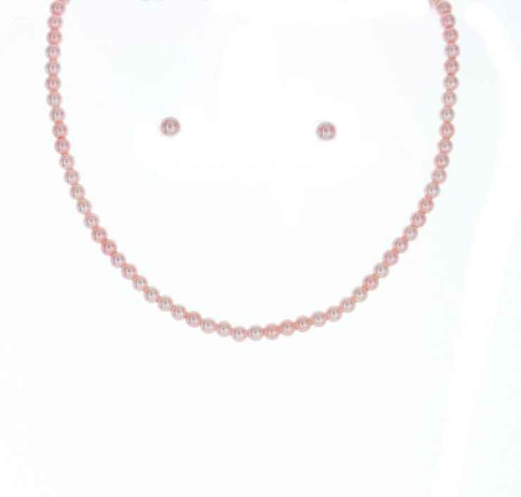 A photo of the Little Girls Silver Turtle Necklace product