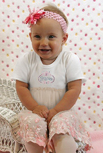A photo of the All Pink Princess (6-12mo) product