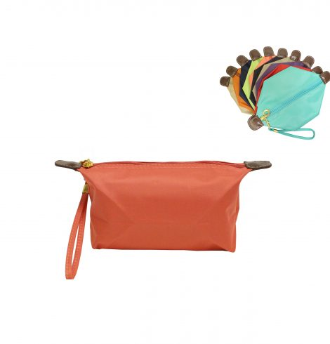 A photo of the Nylon Makeup  Bag (Click for more colors!) product