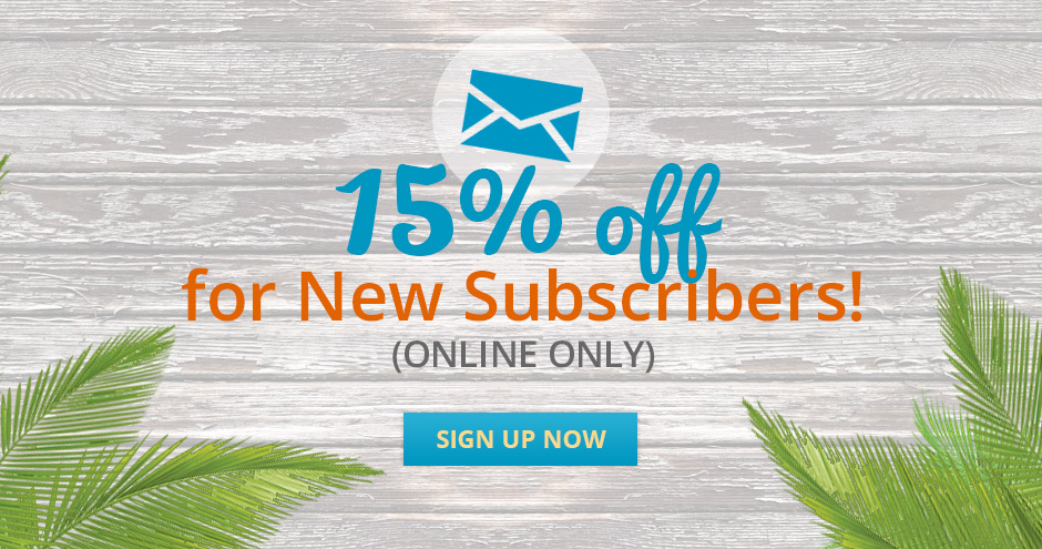 15off-emailsubscribers