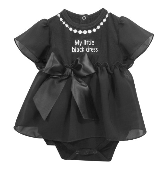 A photo of the Stephan Baby: Pearl Little Black Dress product