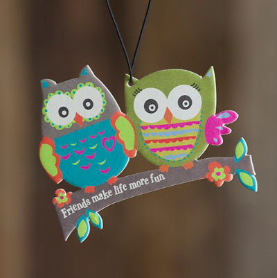 A photo of the Friends Air Fresheners product