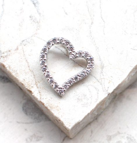 A photo of the The Secure Heart Pendant product