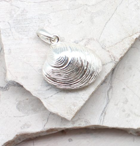 A photo of the The Shell Pendant product