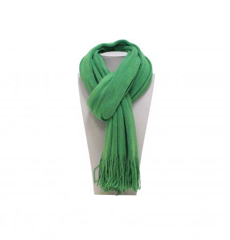 acrylic_green_scarf