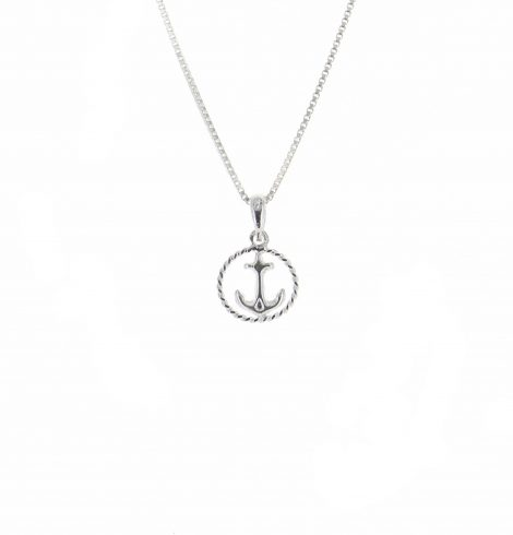 anchor_on_a_circle_sterling_pendant