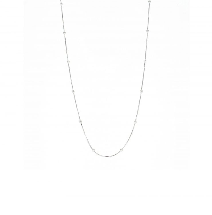 A photo of the Silver Beads Chain product