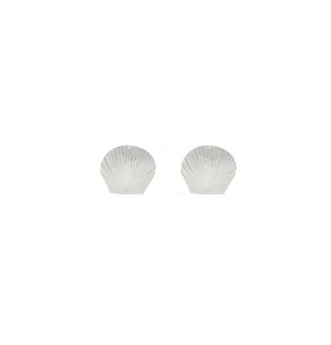 A photo of the Scallop Shell Studs product