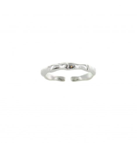 one_line_toe_ring